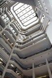 Hohes Atrium Stockbild