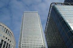 Hohes Bürogebäude in London Stockfoto