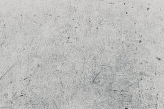 Hohes Detail der grauen Betonmauer Lizenzfreies Stockbild