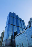 Hohes Gebäude in Bangkok lizenzfreie stockfotografie