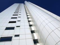 Hohes Gebäude mit Fliesen Lizenzfreies Stockbild