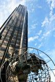 Hohes Gebäude New York Stockbild