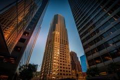Hohes Gebäude San Franciscos lizenzfreie stockfotografie