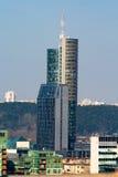 Hohes Gebäude. Vilnius. Litauen. Lizenzfreie Stockfotos