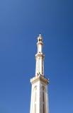Hohes Moscheeminarett Lizenzfreie Stockbilder