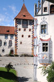 Hohes Schloss Royalty Free Stock Image