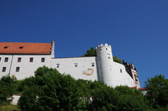 Hohes Schloss in Füssen Royalty Free Stock Photography