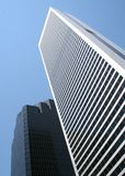 Hohes Stadtgebäude Lizenzfreie Stockfotos