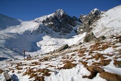 Hohes Tatras Stockbild