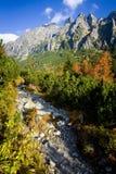 Hohes Tatras Lizenzfreie Stockfotos