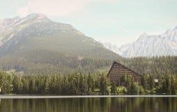 Hohes Tatras Donovaly stockfotografie