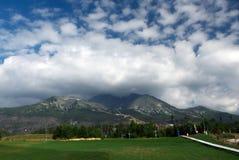 Hohes Tatras - Landschaft Lizenzfreies Stockfoto