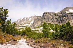 Hohes Tatras Mountans Stockfotografie