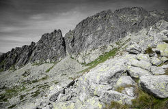 Hohes Tatras, Slowakei Stockbilder