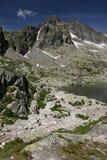 Hohes Tatras VIII Lizenzfreies Stockfoto