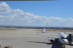 Аэропорт Hohhot Baita стоковые изображения rf