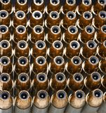 Hohle Punktmunition Lizenzfreie Stockbilder