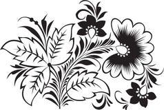 hohloma装饰品俄国传统 库存图片