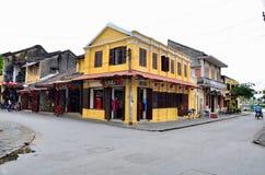 Hoi An är en populär turist- destination av Asien Royaltyfri Bild