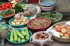 Hoi μια αγορά - Βιετνάμ Ασία στοκ φωτογραφία με δικαίωμα ελεύθερης χρήσης