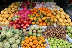Hoi μια αγορά - Βιετνάμ Ασία στοκ εικόνες