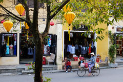 hoi Βιετνάμ Στοκ εικόνες με δικαίωμα ελεύθερης χρήσης