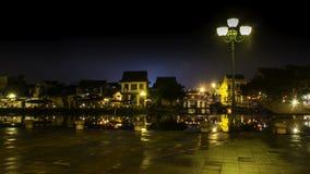 Hoi μια παλαιά πόλη, Βιετνάμ Στοκ Φωτογραφία