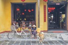 hoi Вьетнам Стоковые Фото
