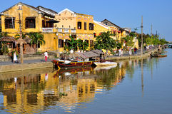 Hoi An Ancient Town Royalty Free Stock Photo