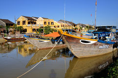 Hoi An Ancient Town Royalty Free Stock Photography