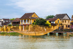 Hoi An Ancient Town en Vietnam Foto de archivo libre de regalías