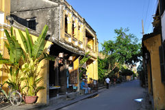 Hoi An Ancient Town Stock Photo