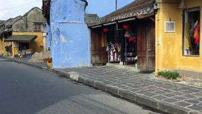 Hoi An ancient town stock footage