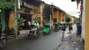 Hoi an ancient town, Vietnam stock footage