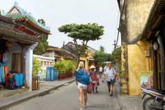 Hoi An ancient town Stock Images