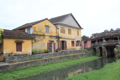 Hoi An Ancient Town in Vietnam Royalty Free Stock Image