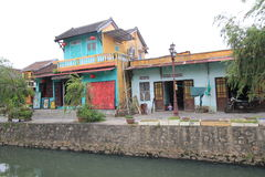 Hoi An Ancient Town in Vietnam Stock Image