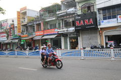 Hoi An Ancient Town in Vietnam Stock Photo