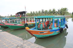 Hoi An Ancient Town in Vietnam Royalty Free Stock Images