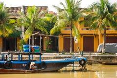 Hoi An ancient town of Vietnam Stock Photos