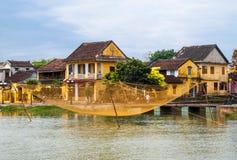 Hoi Antyczny miasteczko w Wietnam Zdjęcie Royalty Free