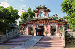 The Hoi An Assembly Hall Stock Photo