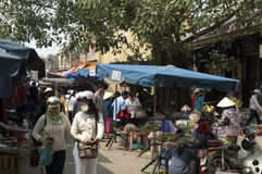 HOI AN - Central Market Royalty Free Stock Image
