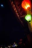Hoi An - de stad van Chinese lantaarns Stock Afbeelding