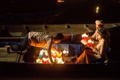 Hoi An - die Stadt von chinesischen Laternen Lizenzfreie Stockfotografie