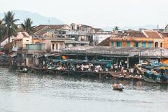 Hoi An-Dorf in Vietnam Lizenzfreie Stockbilder