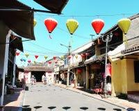 Hoi eine alte Stadt, Vietnam lizenzfreie stockfotografie
