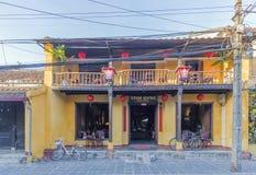 Hoi An gammal stad, Quang Nam landskap, Vietnam royaltyfri foto