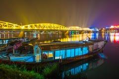 Hoi An - il Vietnam 16 marzo:: bella architettura della città piacevole alla città antica di Hoi An Fotografia Stock