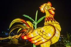 Hoi księżyc w pełni Latarniowy festiwal Zdjęcie Stock